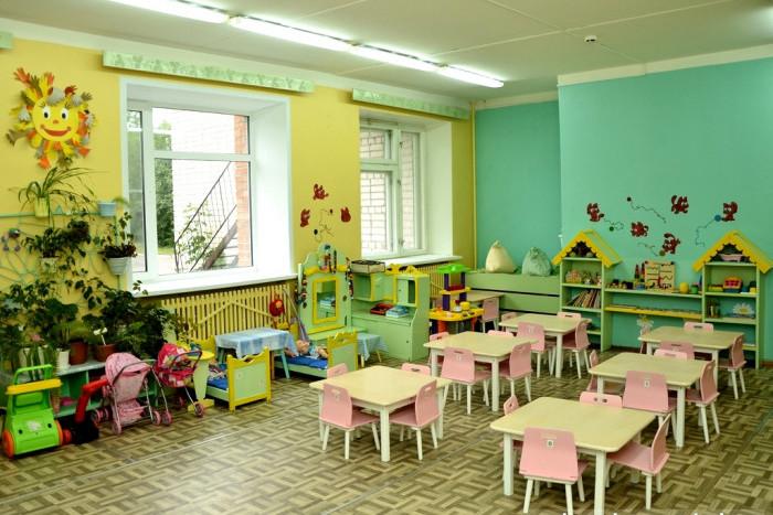 """В жилом комплексе """"Изумрудные холмы"""" сдан детский сад"""