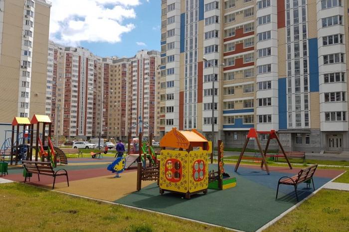 """В жилом комплексе """"Микрорайон Немчиновка"""" реализуется готовое жилье"""