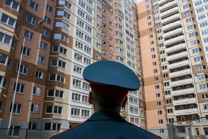 """В жилом комплексе """"Остафьево"""" доступна ипотека для военнослужащих"""