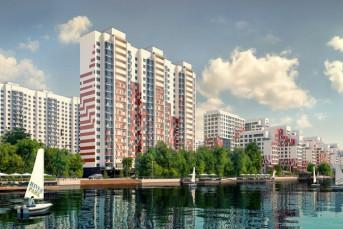 """В жилом комплексе """"Ривер Парк"""" началась продажа сервисных апартаментов"""