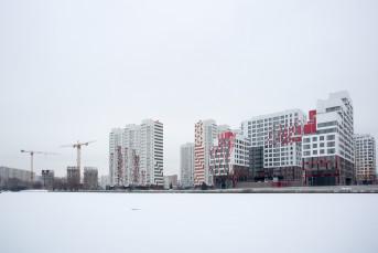 """В жилом комплексе """"River Park"""" открыта продажа коммерческих площадей"""