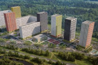 """В жилом комплексе """"Саларьево парк"""" начинается продажа меблированных квартир"""