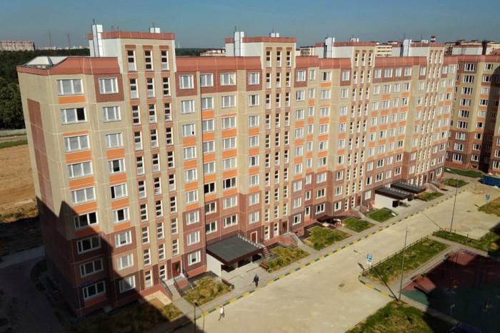 """В ЖК """"Государев дом"""" завершено строительство двух корпусов"""