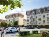 """В ЖК """"Красногорск Парк"""" открыт лист ожидания для будущих покупателей жилья"""