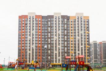 """В ЖК """"Пригород Лесное"""" сдано пять домов"""