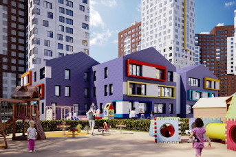 """В ЖК """"Румянцево-Парк"""" появится муниципальный детский сад"""