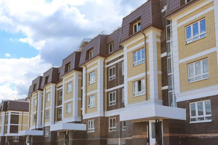 """В ЖК """"Театральный парк"""" на рынок выведены новые дома"""