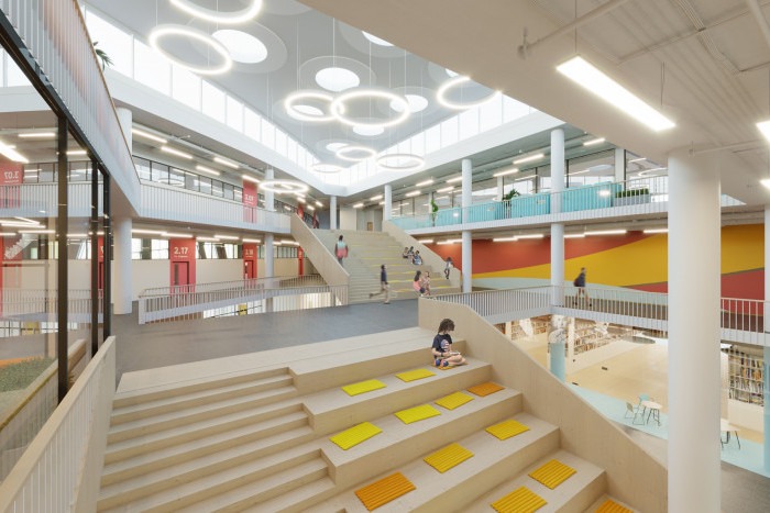 """Во втором районе """"Испанских кварталов"""" построят образовательный центр"""