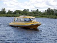 Вокруг Мневниковской поймы будет ходить речное такси