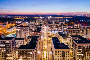 За год недвижимость Новой Москвы стала на четверть дороже