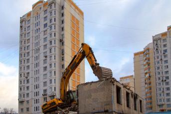 """Законопроект о """"всероссийской реновации"""" доработают"""