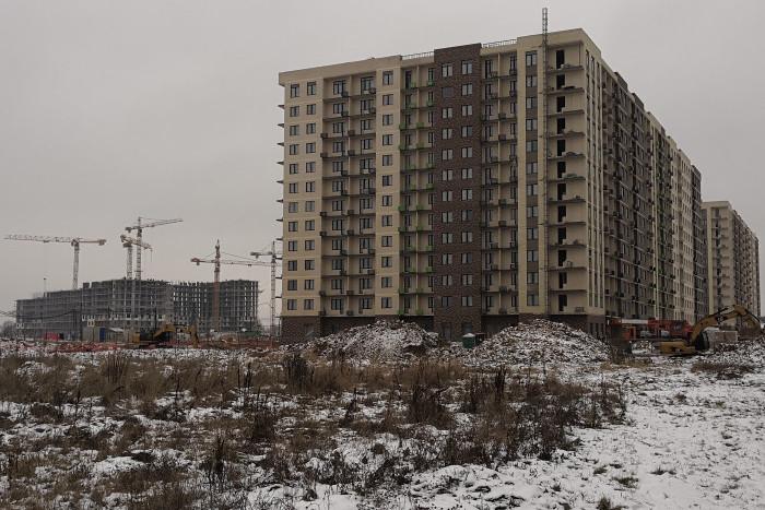 """ЖК """"Алхимово"""": комплексная застройка новомосковских полей"""