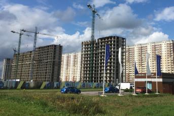 """ЖК """"Домодедово парк"""": спальный район напротив логистического гиганта"""