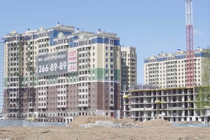 """ЖК """"Две столицы"""": в стиле мегаполисов"""