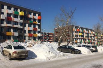 """ЖК """"Май"""": весенние краски на Каширке"""