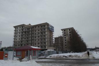 """ЖК """"Олимп"""": жить у теннисного корта в часе езды от Москвы"""