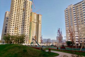 """ЖК """"Первый Московский"""": в городе-парке теперь строят монолитные дома"""