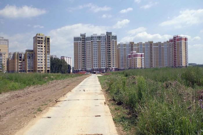 """ЖК """"Видный берег"""": комфорт-класс в полях"""