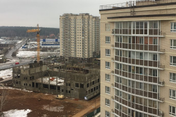 "ЖК ""Внуково 2017"": под крылом самолёта"