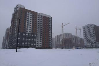 """ЖК: """"Южная Битца"""": панельный конструктор от ДСК-1"""
